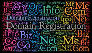 Domains registrieren